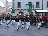 Bergparade in Zwickau am 17.12.2005